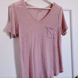Tresics Dusty Pink Top